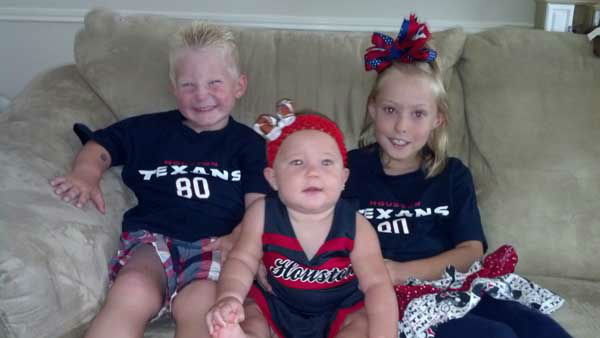 These are Texans fan photos you&#39;ve been sending us.  You can send your photos to be added at news@abc13.com  <span class=meta>(KTRK Photo&#47; iWitness Reports)</span>
