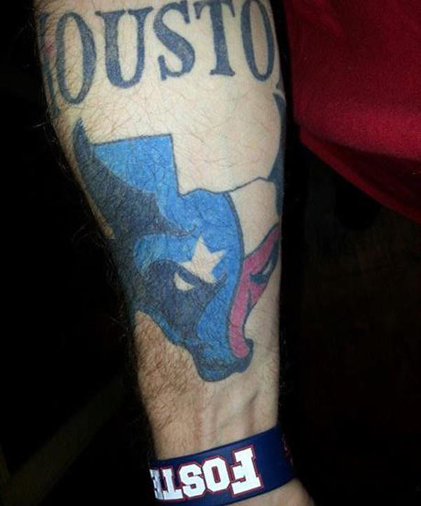 "<div class=""meta image-caption""><div class=""origin-logo origin-image ""><span></span></div><span class=""caption-text"">These are photos sent to us through our iWitness Reports. If you have a Texans tattoo, too, we want to see. Email photos to news@abc13.com or upload them on our iWitness Reports page.  (Photo/iWitness Reports)</span></div>"