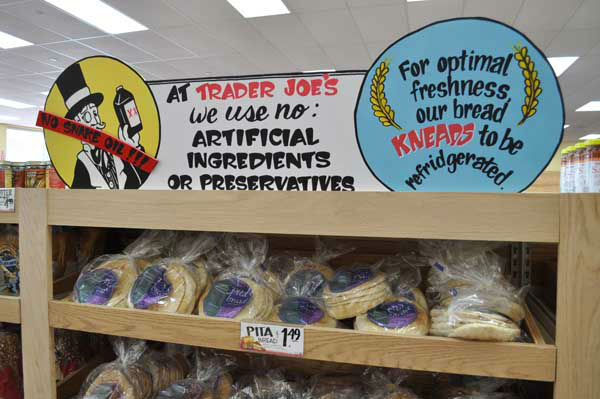 Shoppers flocked to the opening of Trader Joe&#39;s new store in The Woodlands on June 15, 2012. <span class=meta>(KTRK Photo)</span>