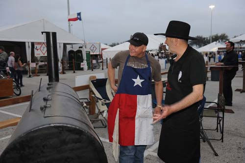 These photos are from the 2012 BBQ Cookoff at Reliant Park as Rodeo Houston gets underway!  If you were at the BBQ cookoff, we want to see your pics, too.  Email them to news@abc13.com <span class=meta>(Photo&#47;John Mizwa)</span>