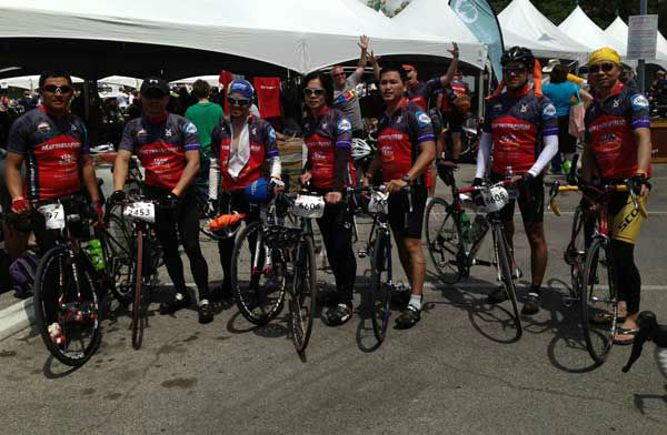 These are images you&#39;ve been sending to us of the this year&#39;s annual Houston to Austin BP MS150. The ride was Saturday and Sunday, April 20 and 21. If you have photos or videos, email them to us at news@abc13.com <span class=meta>(Photo&#47;iWitness reports)</span>