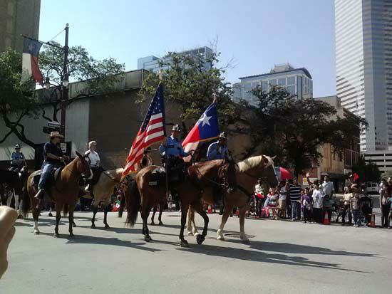 "<div class=""meta image-caption""><div class=""origin-logo origin-image ""><span></span></div><span class=""caption-text""> Thousands of Houstonians lined downtown streets Saturday for the 44th annual Fiestas Patrias parade Saturday.  These are photos our viewers took.   Were you there?  If so, send your photos to us at news@abc13.com and we'll add them. (Photo/iWItness Reports)</span></div>"