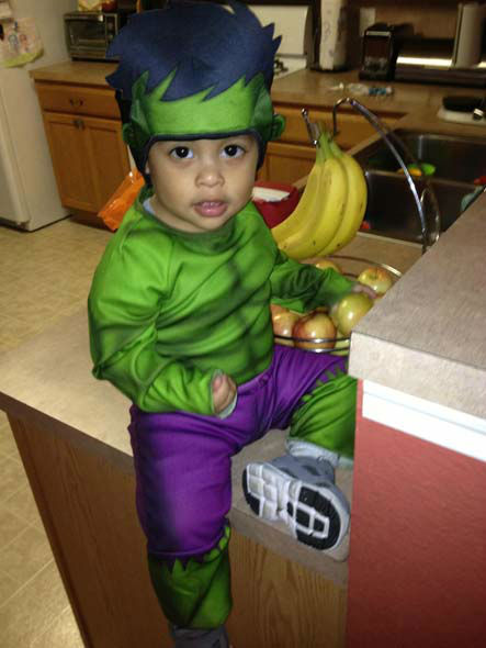 These are just some of the Halloween photos you&#39;ve been sending us. More are here. Send your photos to us at news@abc13.com! <span class=meta>(Photo&#47;IWitness reports)</span>