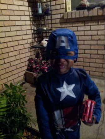 These are just some of the photos you&#39;ve been sending in of some of the great costumes and sights of Halloween around  the Houston area.  Here are more.  Send your photos or videos to news@abc13.com. <span class=meta>(Photo&#47;iWitness reports)</span>