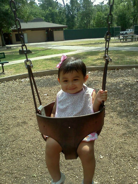 Fernanda Valentina &#34;Fergy&#34; Rodriguez became a tissue donor when she died at 15 months old <span class=meta>(Photo courtesy of Nancy Rodriguez)</span>