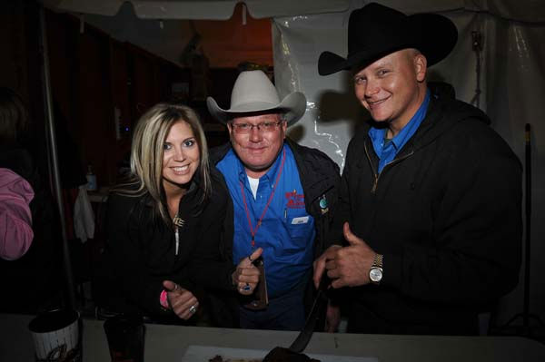 These photos are from the 2012 BBQ Cookoff at Reliant Park as Rodeo Houston gets underway! If you were at the BBQ cookoff, we want to see your pics, too. Email them to news@abc13.com &#40;Photo&#47;John Mizwa&#41;  <span class=meta>(Photo&#47;John Mizwa)</span>