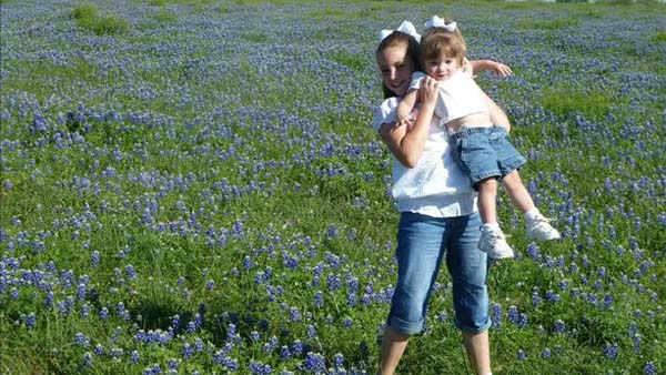 "<div class=""meta ""><span class=""caption-text "">Bluebonnets and other Texas wildflowers make for a scenic backdrop for that perfect picture.  Check out some of yours!</span></div>"