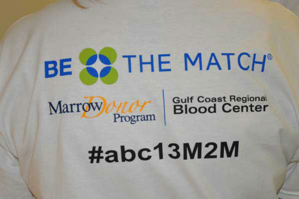 On Friday, September 6, 2013, patients at Texas Children?s Hospital took part in the Be The Match Walk.  It?s ahead of next weekend?s Be the Match Walk and Run in Sugar Land Town Center.    Learn more at abc13.com&#47;MonthtoMatch <span class=meta>(Photo&#47;ABC13)</span>