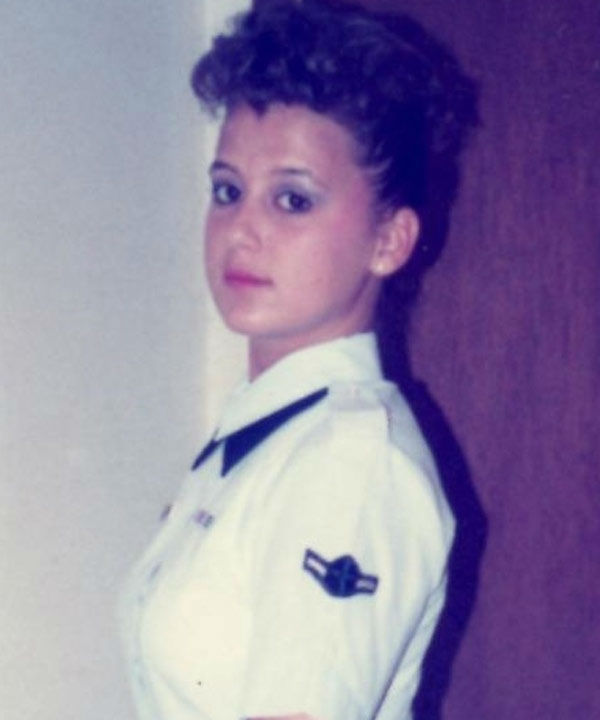 Rachel Marie Harrop US Air Force 1988-1992   These are just some of the photos we've received.  To see more, log onto our iWitness Reports page.