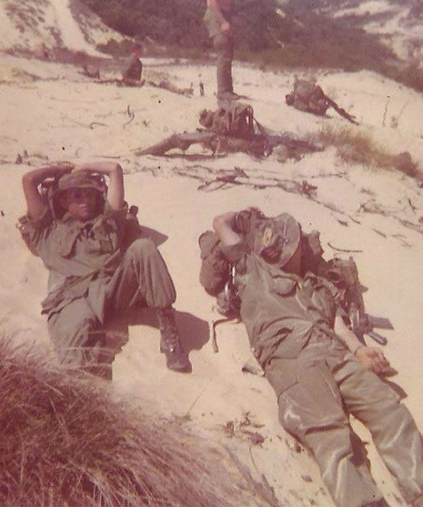 "<div class=""meta image-caption""><div class=""origin-logo origin-image ""><span></span></div><span class=""caption-text"">Robert Rocha  Vietnam veteran  These are just some of the photos we've received.  To see more, log onto our iWitness Reports page.  </span></div>"