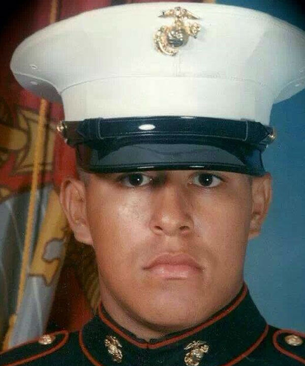 US Marine Veteran Edgar I. Gonzalez   These are just some of the photos we've received.  To see more, log onto our iWitness Reports page.
