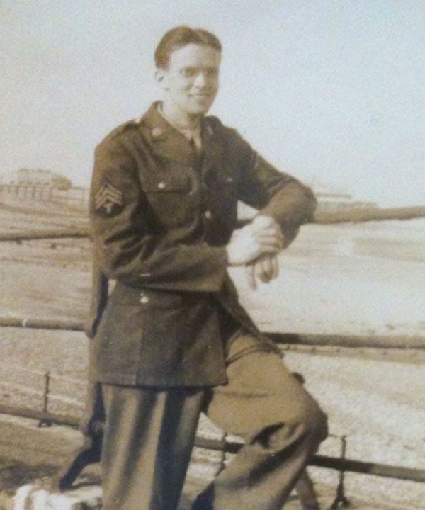 "<div class=""meta ""><span class=""caption-text "">WWII Army Signal Corp -F. P. Kirkman   These are just some of the photos we've received.  To see more, log onto our iWitness Reports page.  </span></div>"