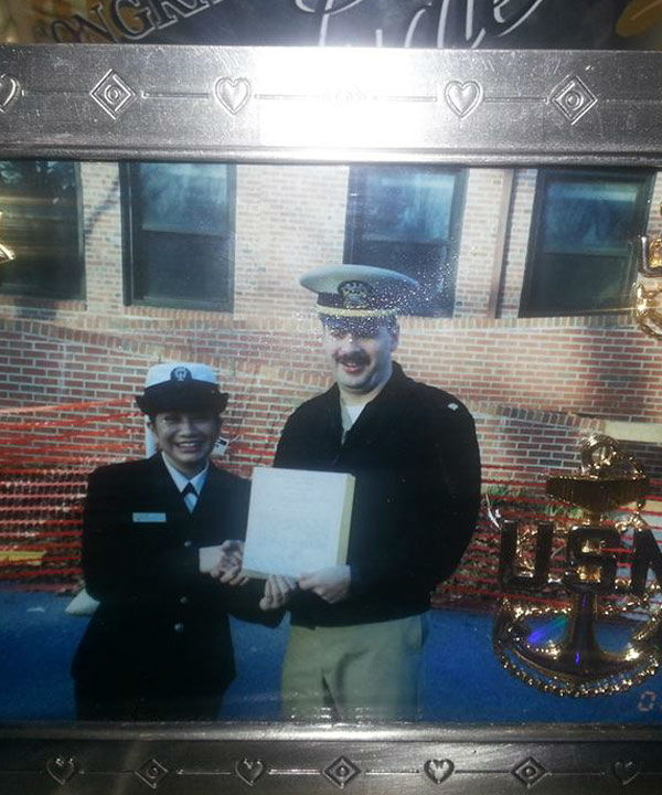 NAVY veteran Cristina G. Orozco   These are just some of the photos we've received.? To see more, log onto our iWitness Reports page.