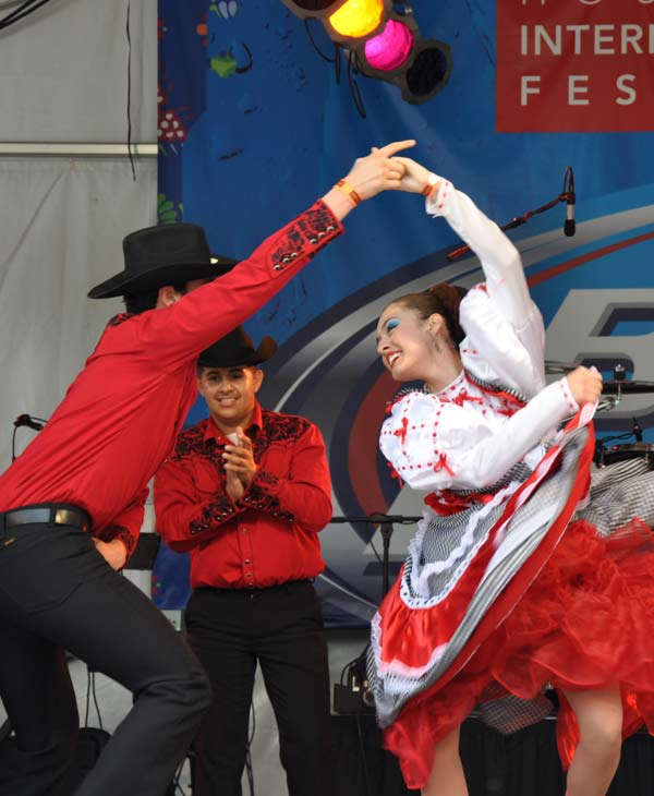 "<div class=""meta image-caption""><div class=""origin-logo origin-image ""><span></span></div><span class=""caption-text"">The 43rd annual Houston International Festival put the spotlight on Brazil.  Visitors were provided with some of the best Brazilian cuisine, performing artists and activities.  The festival was held over two weekends, April 20-21, and again April 27-28, 2013.   If you were there, we want to see your photos.  Email them to us at news@abc13.com. (ABC13/Blanca Beltran-Brand)</span></div>"