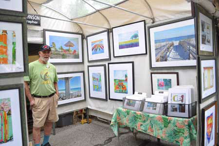 This year&#39;s Bayou City Art Festival at Memorial Park featured 300 artists representing 19 different media formats, plus activities and fun for all ages <span class=meta>(KTRK Photo&#47; Kristy Gillentine)</span>