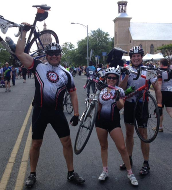 "<div class=""meta ""><span class=""caption-text "">These are images you've been sending to us of the this year's annual Houston to Austin BP MS150. The ride was Saturday and Sunday, April 20 and 21. If you have photos or videos, email them to us at news@abc13.com (Photo/iWitness reports)</span></div>"