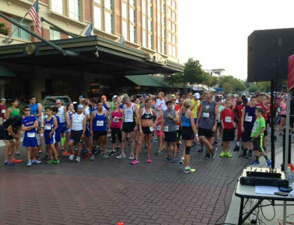 These are photos from the Be the Match 5K Walk&#47;Run that took place Saturday, September 14, 2013, in Sugar Land Town Square.  It was an opportunity to celebrate the life-saving gift of bone marrow and for those who aren&#39;t on the registry to get on.  If you&#39;d like to get on the registry, log onto abc13.com&#47;MonthtoMatch or BeTheMatch.org <span class=meta>(Photo&#47;Christine Dobbyn, Rachael Neihart, Tammy Guest, Cynthia Cisneros)</span>