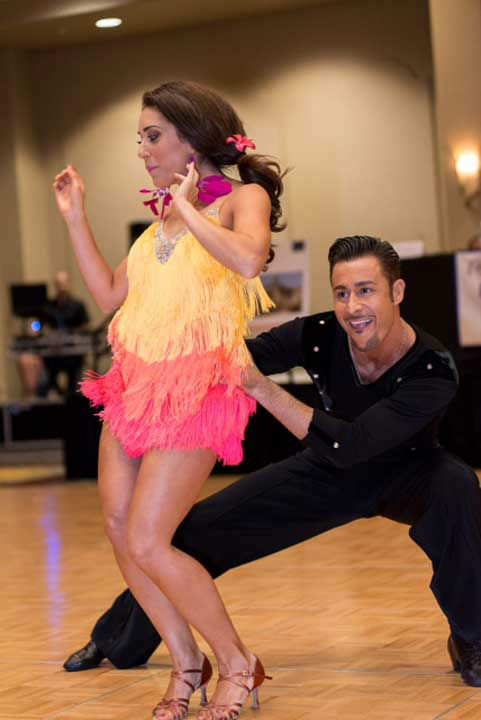 "<div class=""meta image-caption""><div class=""origin-logo origin-image ""><span></span></div><span class=""caption-text"">ABC13's Sonia Azad made a surprise Cha-Cha performance with partner Cristiano Callegari of Dance with Stars Academy in Katy at the Halo House Foundation's 2013 'Houston Stars: Dancing for a Cause' gala on October 12 (Photo/Killy Photography)</span></div>"