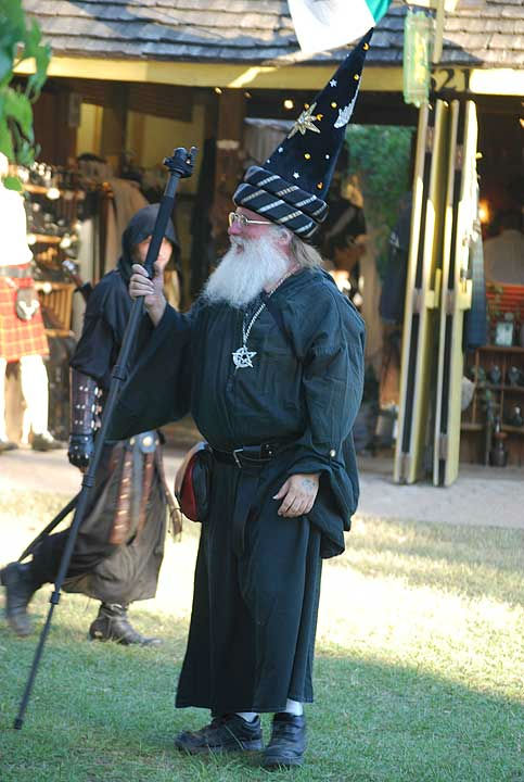 Magical fantasies come to life as wizards, elves and faeries enchant the streets of New Market Village spreading joy throughout the shire during 1001 Dreams weekend at the Texas Renaissance Festival.   Enchanting celebrations and amusements  can be found at the unique festival running weekends until November 27, 2011.  A variety of themed weekends highlight the festival, complete with food for all tastes, jousting competitions, comedians, dancers, musicians and fun for all ages. <span class=meta>(KTRK Photo)</span>
