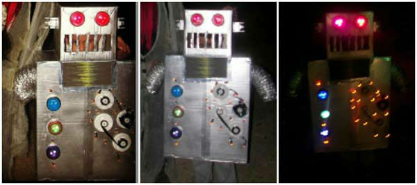 Need Halloween ideas?  Check out these creative costumes submitted by  ABC viewers <span class=meta>(Photo&#47;iWitness)</span>