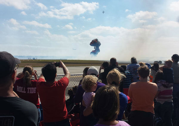 "<div class=""meta ""><span class=""caption-text "">These are photos you've been sending to us from the Wings over Houston Airshow at Ellington, taking place October 26 and 27.   If you have pics or videos, email them to us at news@abc13.com (Photo/iWitness Reports)</span></div>"
