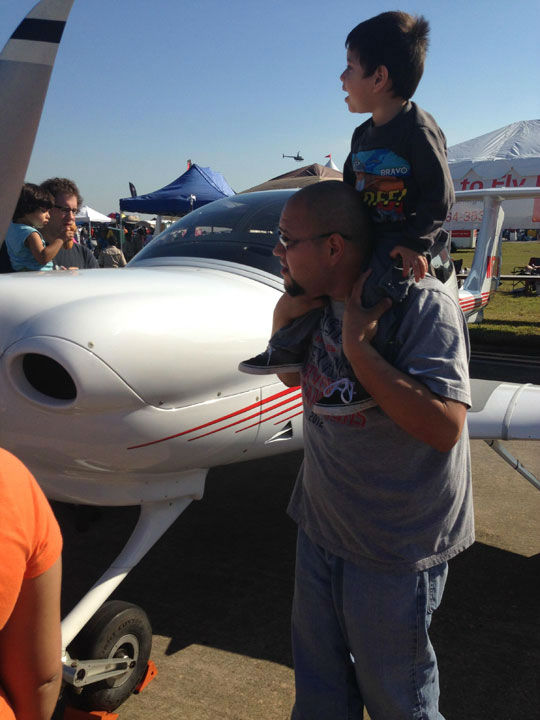 These are photos you&#39;ve been sending to us from the Wings over Houston Airshow at Ellington, taking place October 26 and 27.   If you have pics or videos, email them to us at news@abc13.com <span class=meta>(Photo&#47;iWitness Reports)</span>