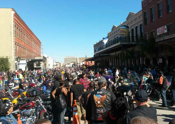 "<div class=""meta ""><span class=""caption-text "">These are some of the photos you've been sending to us of the Lone Star Rally in Galveston.  If you're there, we'd love to see your pics, too!  Email them to us at news@abc13.com (Photo/iWitness Reports)</span></div>"