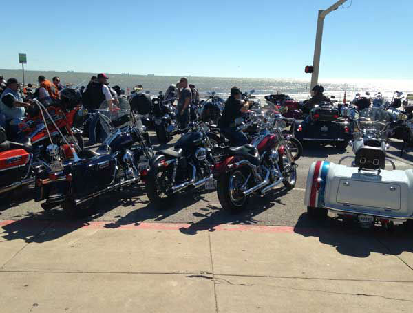 These are some of the photos you&#39;ve been sending to us of the Lone Star Rally in Galveston.  If you&#39;re there, we&#39;d love to see your pics, too!  Email them to us at news@abc13.com <span class=meta>(Photo&#47;iWitness Reports)</span>