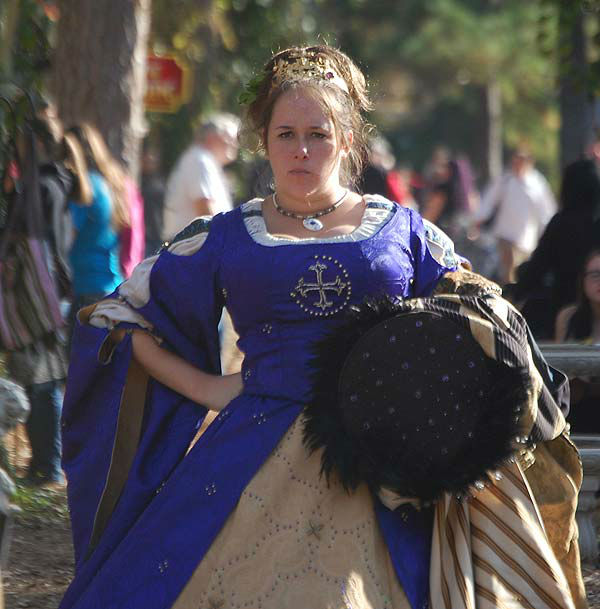 "<div class=""meta ""><span class=""caption-text "">Lords, ladies and assorted fantasy creatures came out on Saturday, November 30, 2013, to pay homage to the King and Queen at the Texas Renaissance Festival.  The enchanted 55 acre village comes to life for eight weekends during October and November in the nation's largest Renaissance theme park. (KTRK Photo)</span></div>"