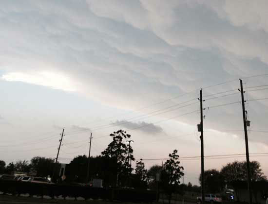 "<div class=""meta ""><span class=""caption-text "">These are photos viewers sent to us as storms moved through the Channel 13 viewing area on Friday evening.  More are at iWitness.abc13.com.  If you have photos or videos from severe weather, email it to us at news@abc13.com. (Photo/iWitness Reports)</span></div>"