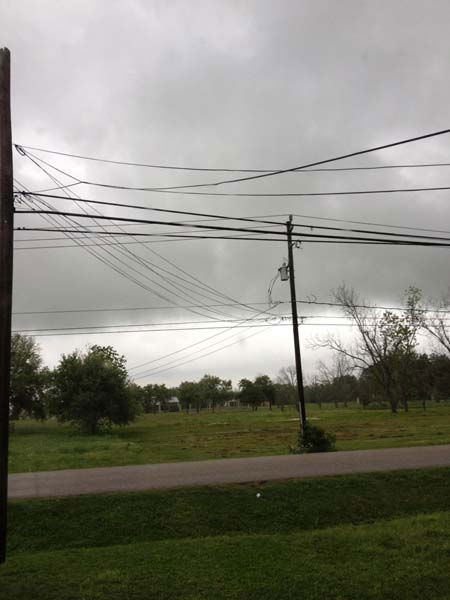 These photos came into us from viewers through our iWitness Reports.  If you see news happening, shoot a photo or video and upload it to news@abc13.com.  You can also upload it here. <span class=meta>(Photo&#47;iWitness Reports)</span>