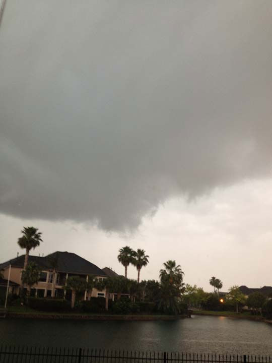 These are photos many of you took during the storms that moved through our area on Friday.  If you shot photos or videos, email them to news@abc13.com and we&#39;ll post them online here.  <span class=meta>(Photo&#47;iWitness Reports)</span>