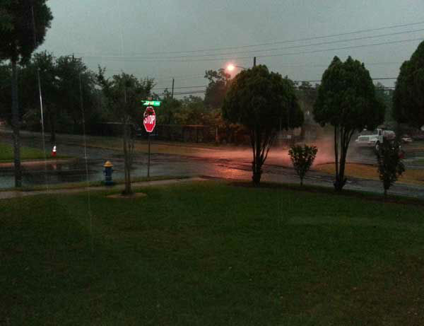 These are photos you&#39;ve been sending in of our severe weather on Friday, May 10, 2013.  If you have photos or video, send it to us at news@abc13.com <span class=meta>(Photo&#47;iWitness reports)</span>