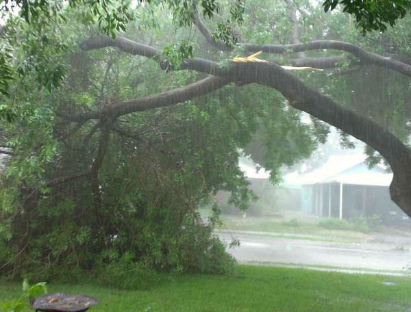 These are some of the photos you&#39;ve been sending in from storms that moved through the Houston area Sunday, June 9.   See more at iwitness.abc13.com Send your weather photos ot us at news@abc13.com <span class=meta>(Photo&#47;iWitness reports)</span>