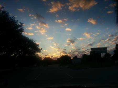 "<div class=""meta image-caption""><div class=""origin-logo origin-image ""><span></span></div><span class=""caption-text"">These are some of the photos you sent us of tonight's beautiful sunset across the Houston area.  More are here.   Send your sunset photos to us at news@abc13.com. (Photo/iWitness reports)</span></div>"
