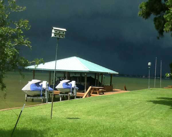 These are some of the photos you've been sending in from storms that moved through the Houston area Sunday, June 9.   See more at iwitness.abc13.com.com Send your weather photos ot us at news@abc13.com
