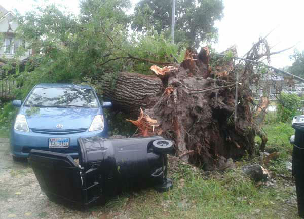 These are some of the photos you&#39;ve been sending in of the severe weather that moved through southeast Texas Friday, August 16, 2013.  More storm photos are on iWitness.abc13.com.  If you have photos or videos from the storms, email them to us at news@abc13.com <span class=meta>(iWitness reports)</span>