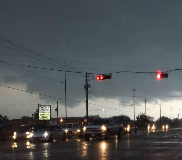 These are some of the photos you&#39;ve been sending in of the severe weather that moved through southeast Texas Friday, August 16, 2013.  More storm photos are on iWitness.abc13.com.  If you have photos or videos from the storms, email them to us at news@abc13.com  <span class=meta>(Photo&#47;iWitness Reports)</span>