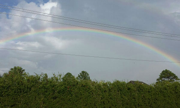 "<div class=""meta image-caption""><div class=""origin-logo origin-image ""><span></span></div><span class=""caption-text"">When the rain let up Friday, the rainbows were out.  These are some of the photos you captured and sent to us at news@abc13.com.   (Photo/iWitness Reports)</span></div>"
