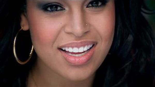 Jordin Sparks appears in a still photo from her One Step at a Time video. - Provided courtesy of jordinsparks.com