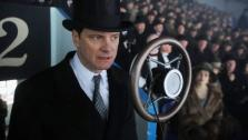 Collin Firth as King George VI in a scene from the 2010 film The Kings Speech. - Provided courtesy of See-Saw Films