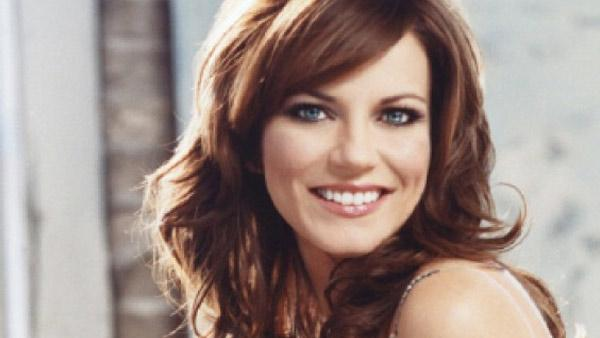 Martina McBride appears in a photo on her official website. - Provided courtesy of martinamcbride.com