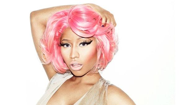 Nicki Minaj appears in a photo posted on her official Twitter page. - Provided courtesy of 2012 Cash Money Records Inc.
