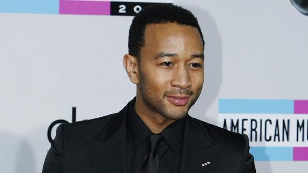 John Legend appears at the 2011 American Music Awards on November 20, 2011. - Provided courtesy of ABC / RICK ROWELL