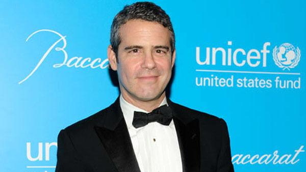 Andy Cohen attends the 7th annual UNICEF Snowflake Ball at Cipriani 42nd Street on Tuesday, Nov. 29, 2011 in New York.