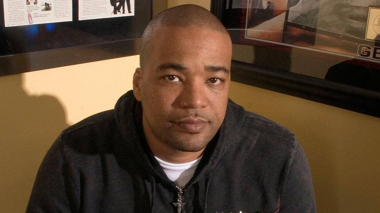 This Feb. 28, 2007 file photo shows hip-hop mogul Chris Lighty in his office in New York.Jim Cooper, file