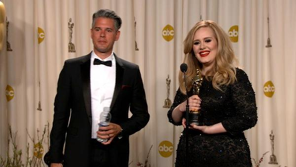 OTRC: Adele, Epworth Oscars backstage speech