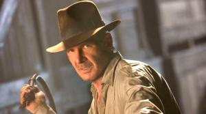 Harrison Ford appears in a scene from the 2008 film Indiana Jones and the Kingdom of the Crystal Skull. - Provided courtesy of David James/Paramount Pictures/Lucasfilm Ltd