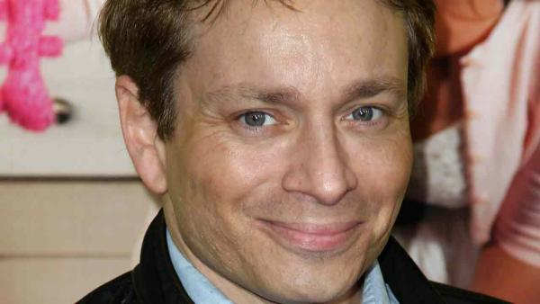 Chris Kattan attends the premiere of Movie 43 at the TCL Chinese Theatre on Wednesday, Jan. 23, 2013, in Los Angeles. - Provided courtesy of AP / Matt Sayles/Invision/AP