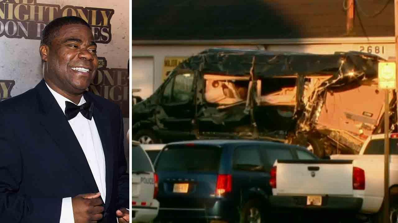 Tracy Morgan was critically injured after a tractor-trailer rammed into his limousine bus on the New Jersey Turnpike Saturday, June 7, 2014.